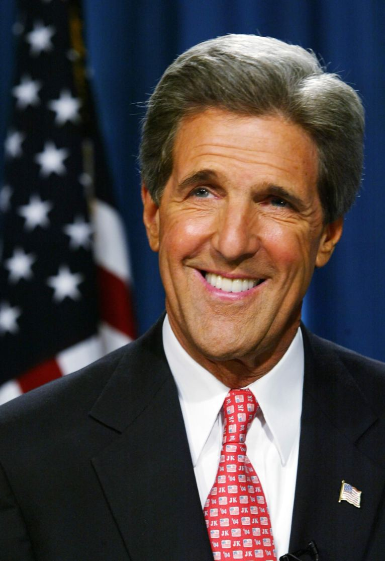 john kerry official picture