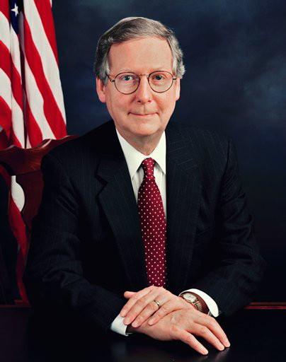 mitch mcconnell picture