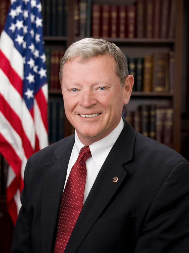 jim inhofe picture