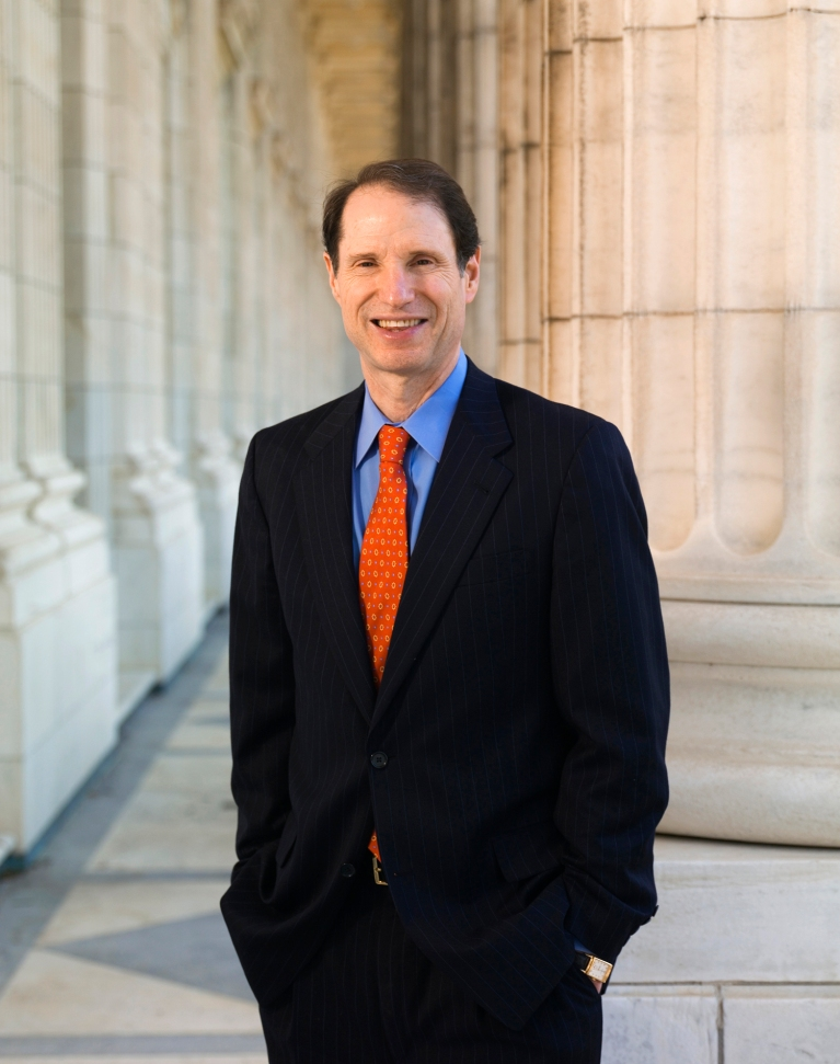 ron wyden picture